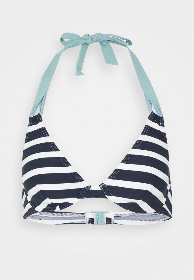 TAMPA BEACH  - Top de bikini - navy