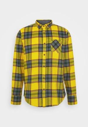 GALACTUS - Shirt - mustard/black/red/grey