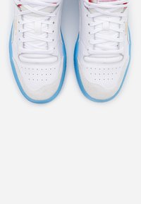 Puma - RALPH SAMPSON MID 4TH OF JULY - High-top trainers - white/peacoat/high risk red - 4