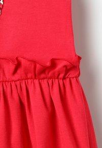 Blue Seven - Žerzejové šaty - hochrot - 2