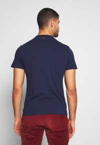 Napapijri - SOLANOS - T-Shirt print - medieval blue - 2