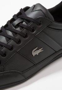 Lacoste - CHAYMON - Sneakersy niskie - black - 5