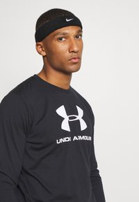 Under Armour - SPORTSTYLE LOGO - T-shirt de sport - black - 3
