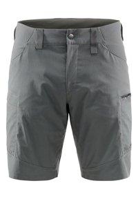 Haglöfs - MID FJELL SHORTS - Shorts - magnetite - 0