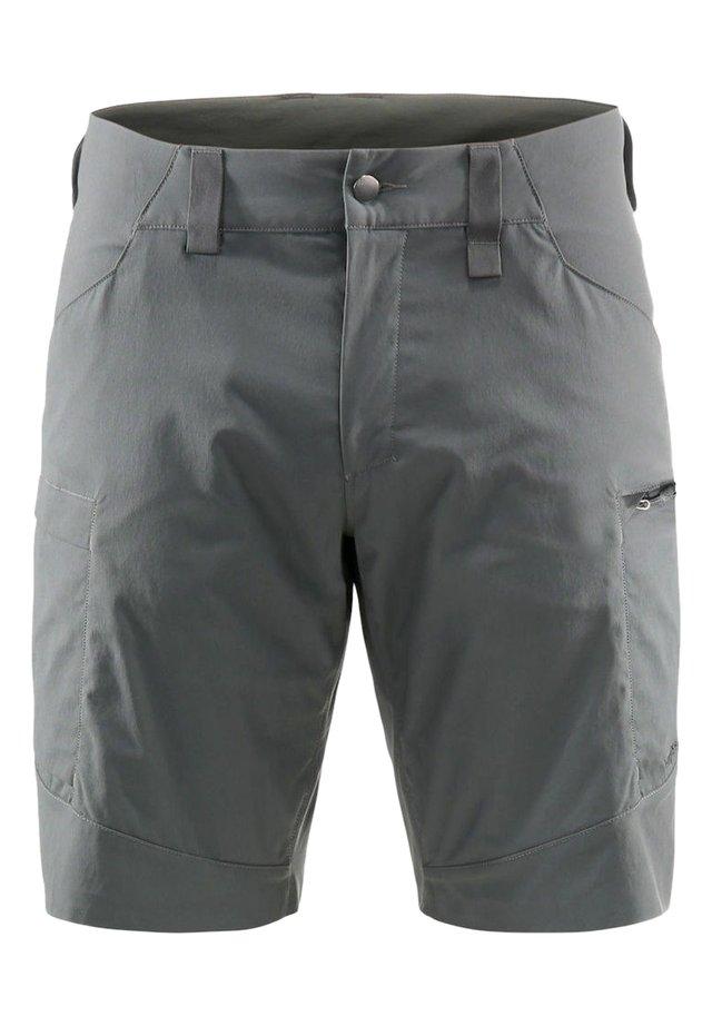 MID FJELL SHORTS - Shorts - magnetite