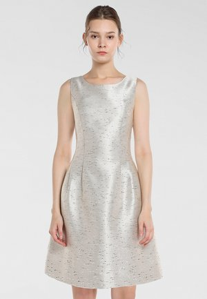 Cocktail dress / Party dress - creme-multicolor