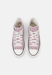 Converse - CHUCK TAYLOR ALL STAR - Zapatillas altas - vintage white/pink foam/infinite lilac - 5