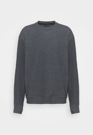 DRY CREW RESTORE - Sweater - black