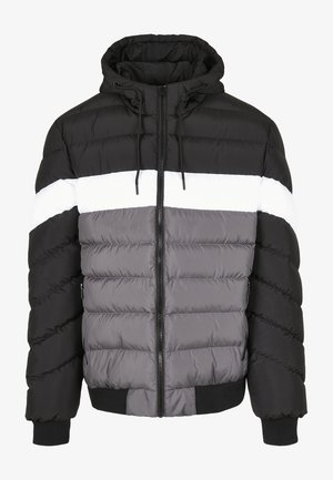 Bubble  - Winter jacket - black/darkshadow
