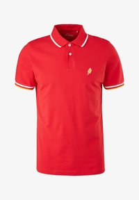 s.Oliver - Polo shirt - red - 6