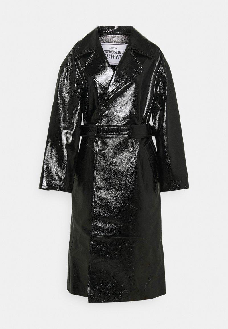 Trussardi - Trenchcoat - black
