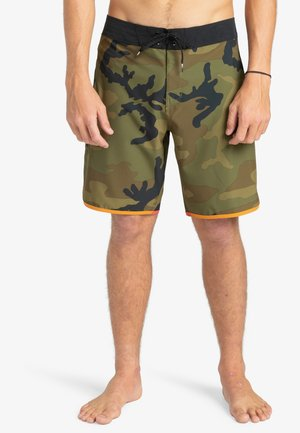Swimming shorts - camo