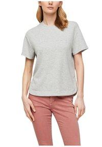 s.Oliver - T-shirt imprimé - gray - 3