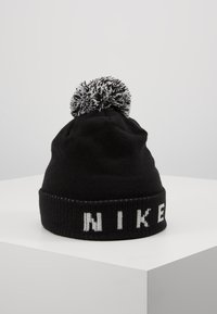 Nike Golf - BEANIE - Beanie - black/pure platinum - 0