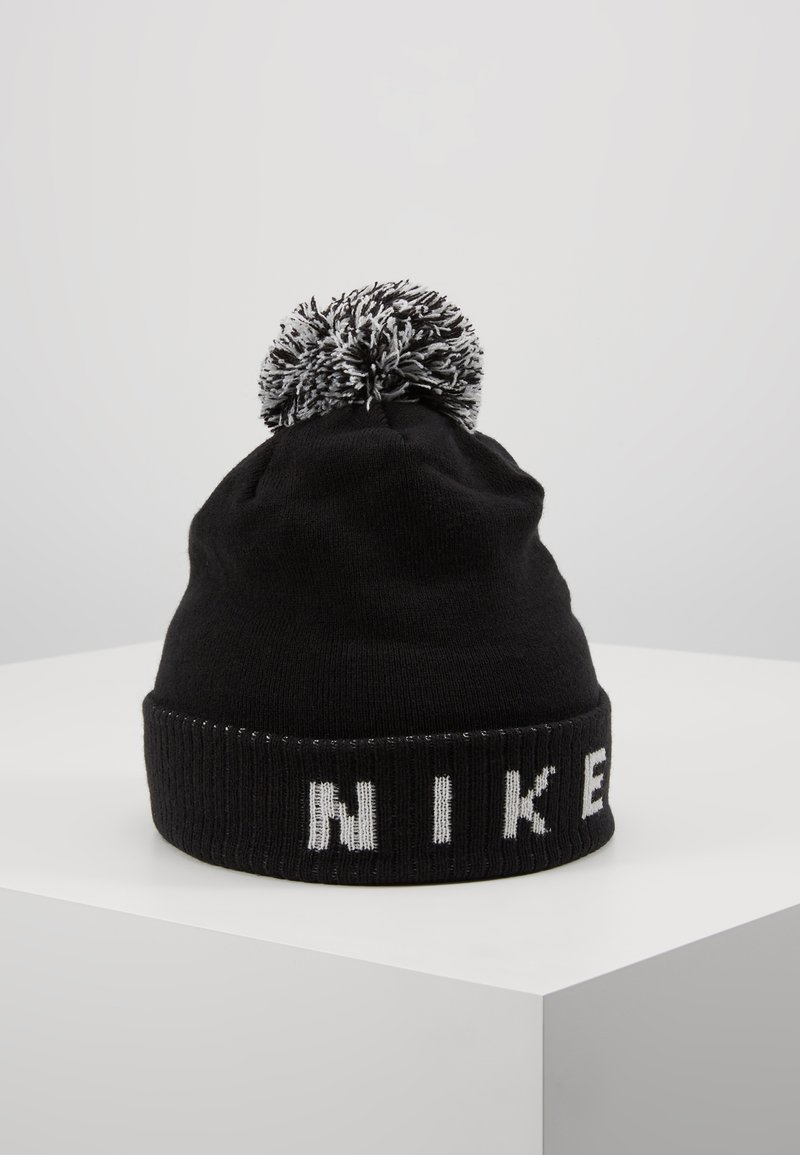 Nike Golf - BEANIE - Beanie - black/pure platinum