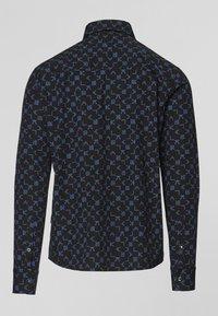 KARL LAGERFELD - Košile - p tetris blac - 1