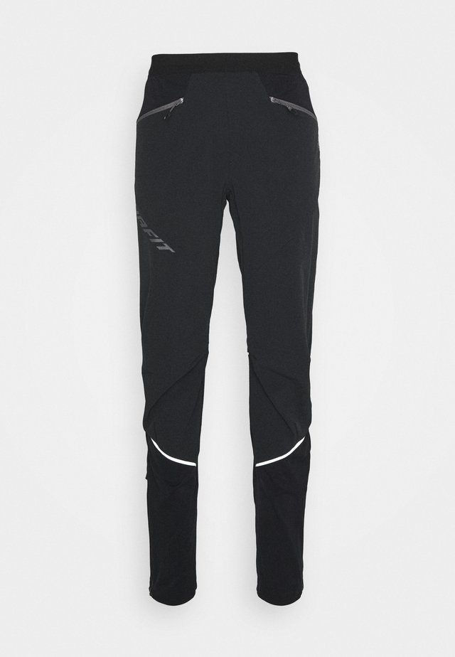TRANSALPER WARM  - Trousers - black out