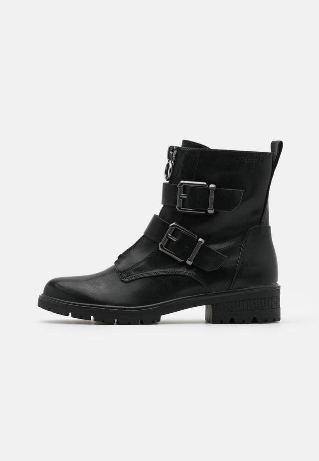 BOOTS - Bottines - black