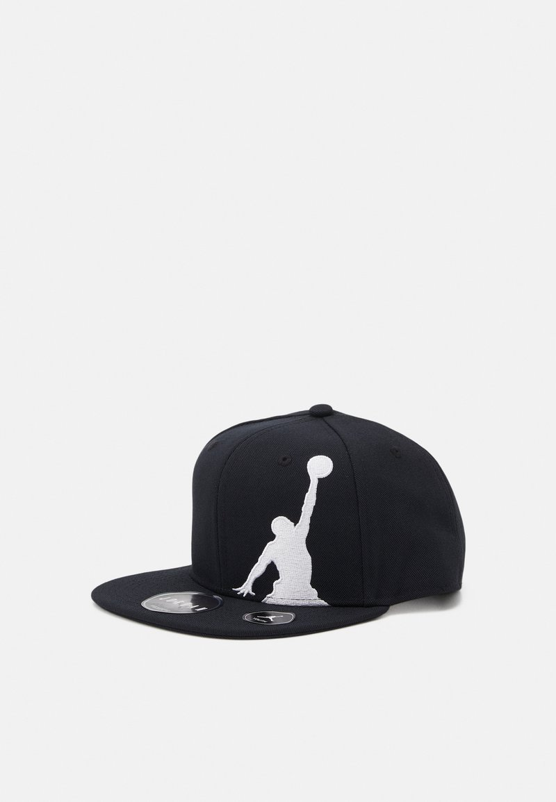 Jordan - CROPPED UNISEX - Cap - black