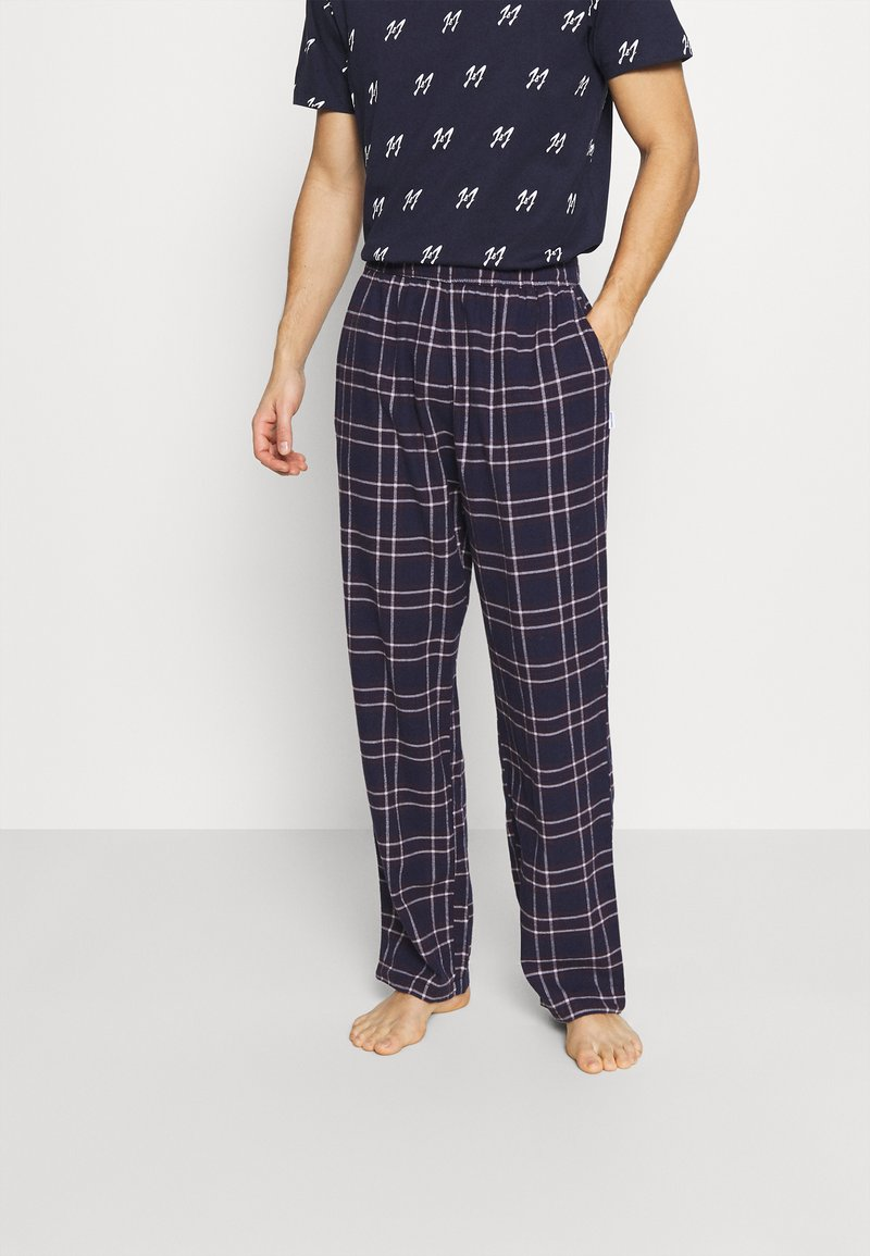 Jack & Jones - JACRIMON PANTS - Pyžamový spodní díl - navy blazer