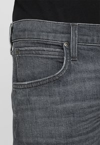 Lee - LUKE - Jeansy Slim Fit - grey used - 3