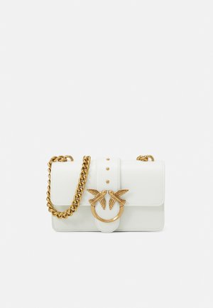 LOVE MINI ICON SIMPLY - Across body bag - white