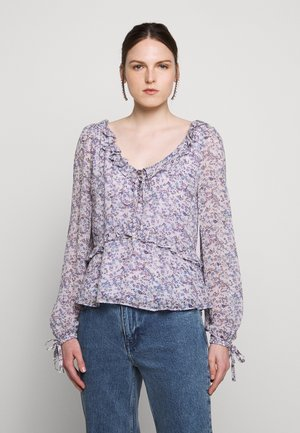 DAINTY BLOOM - Blouse - lavender mist
