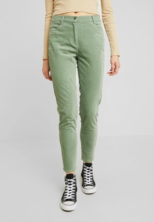 PENNY REGULAR - Trousers - sea spray