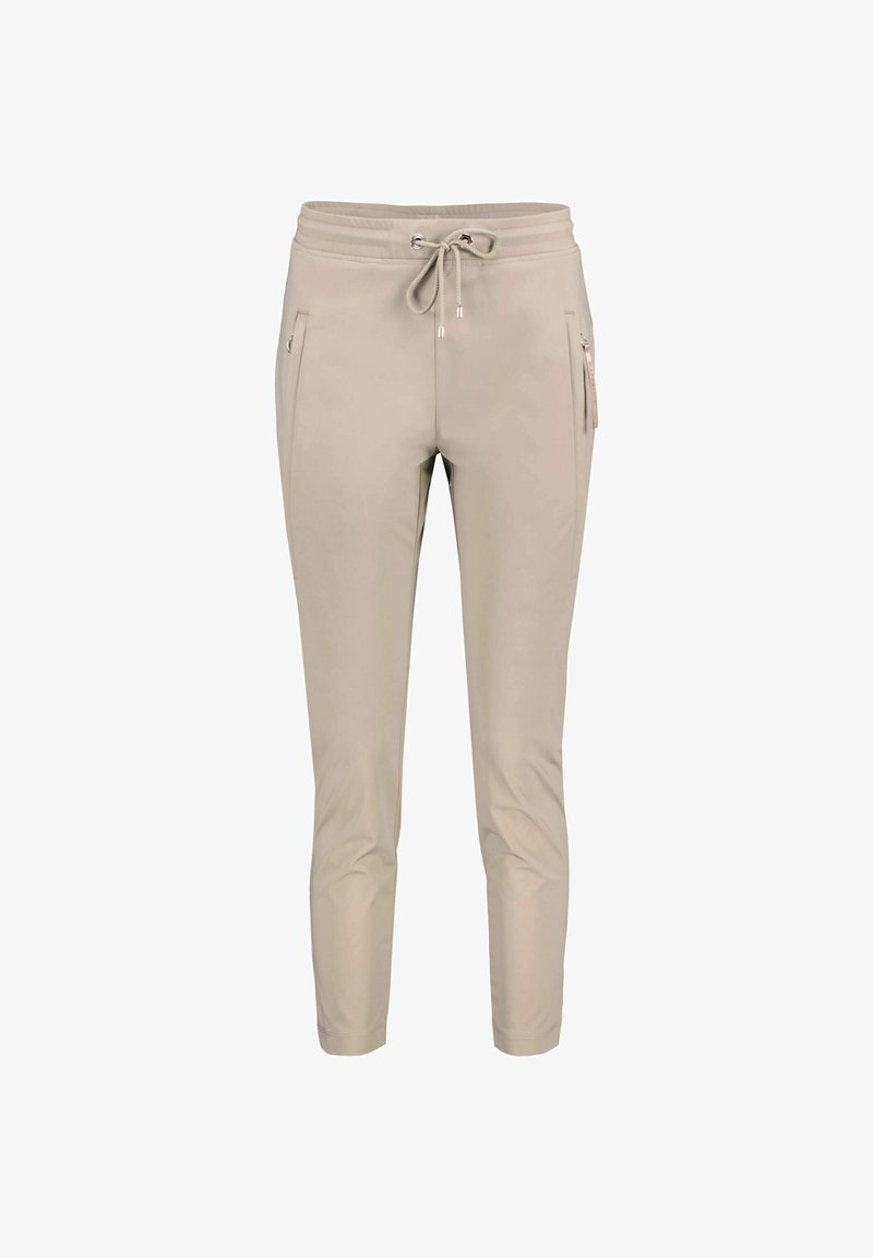MAC - FUTURE - Tracksuit bottoms - taupe