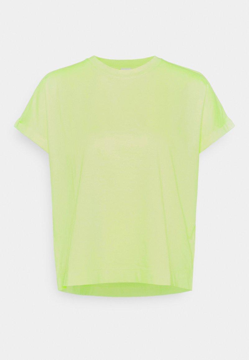 FTC Cashmere - Basic T-shirt - limelight