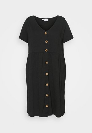 MLJANAYA LIA DRESS  - Jersey dress - black