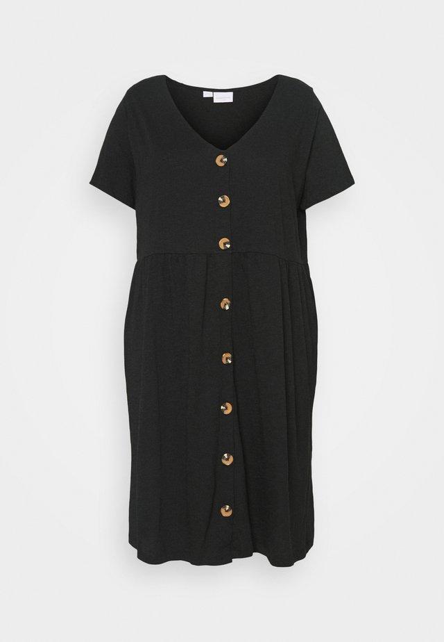 MLJANAYA LIA DRESS  - Jerseyjurk - black