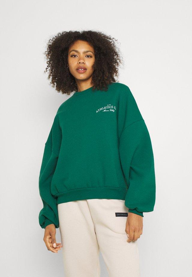 CHUNKY  - Sweater - green