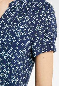 Esprit - FLUENT - Shirt dress - navy - 5