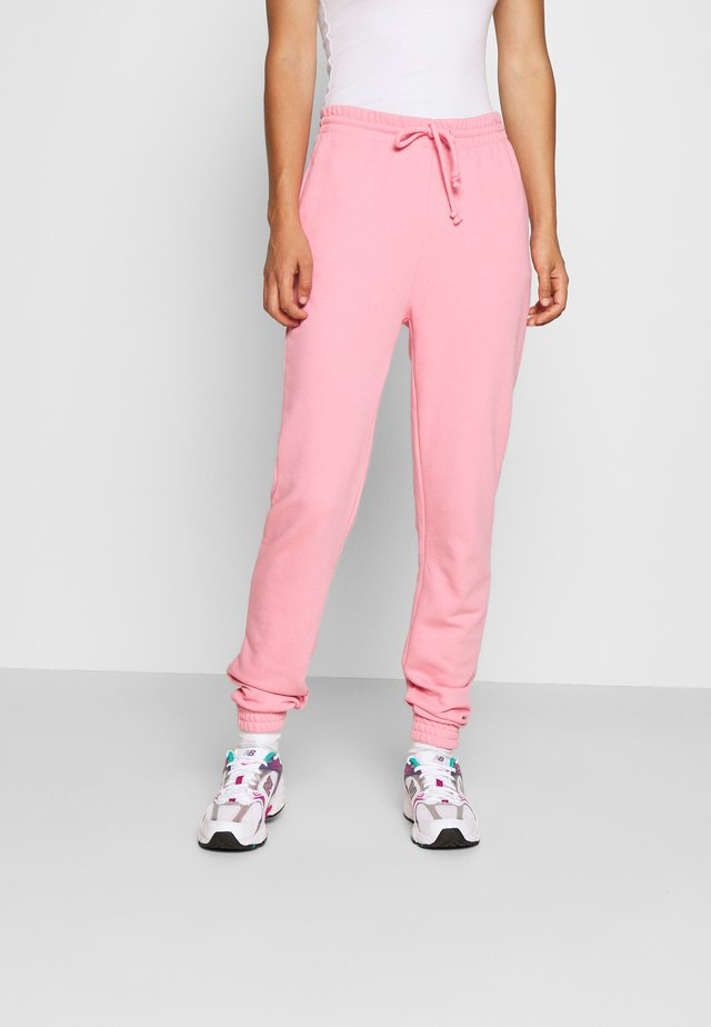 ABIGAIL - Teplákové kalhoty - sea pink