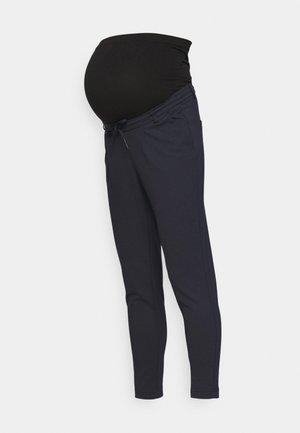 OLMPOPTRASHEASYLIFE PANT - Spodnie materiałowe - night sky