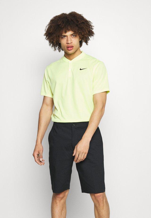 VICTORY BLADE  - T-shirt med print - lemon twist/black