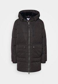Tommy Jeans - HOODED  - Winter coat - black - 4
