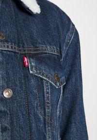 Levi's® - TRUCKER - Denim jacket - rough and tumble - 6