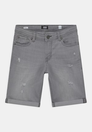 JJIRICK JJORIGINAL AGI - Kraťasy - grey denim