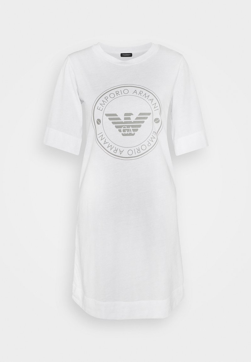 Emporio Armani - NIGHT DRESS - Nightie - bianco white