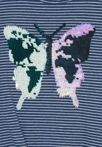 Staccato - KID - Print T-shirt - indigo blue - 2