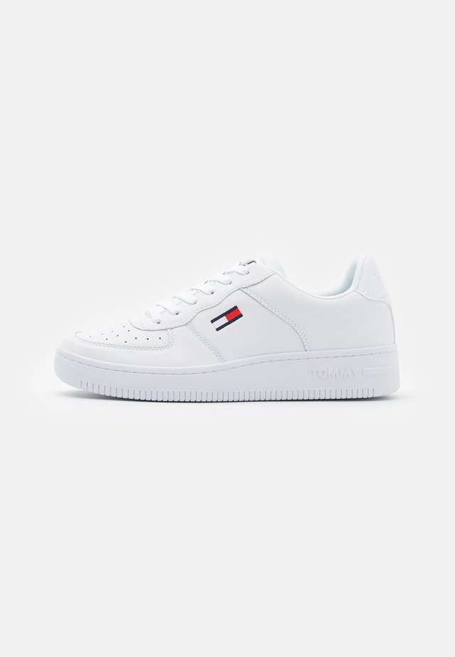 BASKET CUPSOLE - Sneakers laag - white