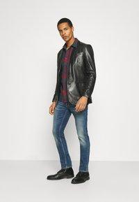 Nudie Jeans - LEAN DEAN - Jeans slim fit - blue moon - 1