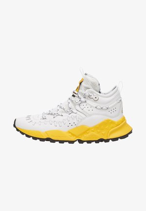 MOHICAN BRUCE-BRUCE - Sneakers alte - white