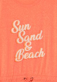 Cars Jeans - SANIBEL  - Jersey dress - neon orange - 2
