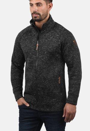 LUKIN - Zip-up hoodie - navy