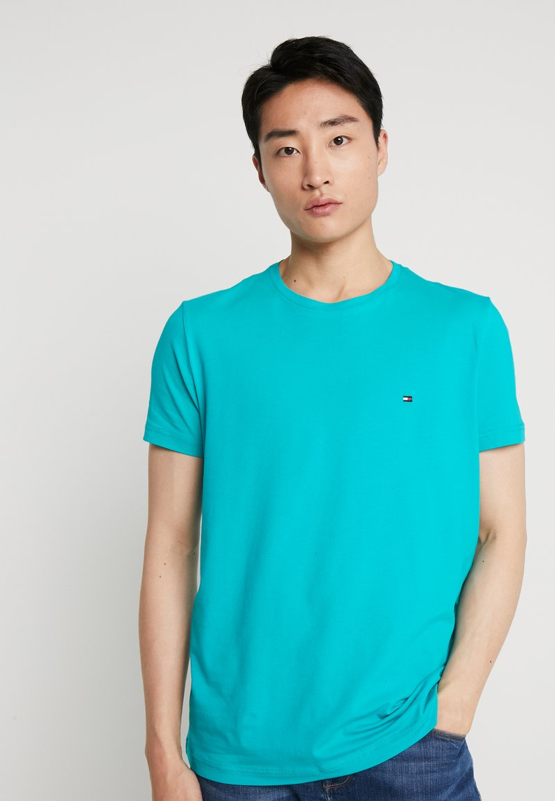 Tommy Hilfiger - T-shirt basic - green