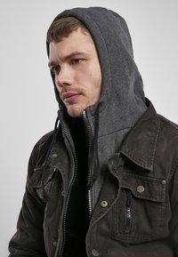 Brandit - DAYTON  - Denim jacket - black - 4