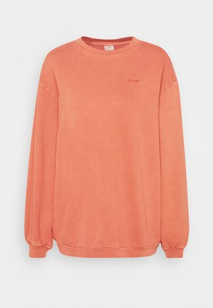 MELROSE SLOUCHY CREW - Sweater - aragon